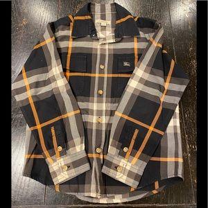 Burberry/Boy's/Size 8/Long Sleeve/Shirt